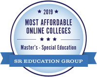 Most Affordable Online Master's in Early Childhood