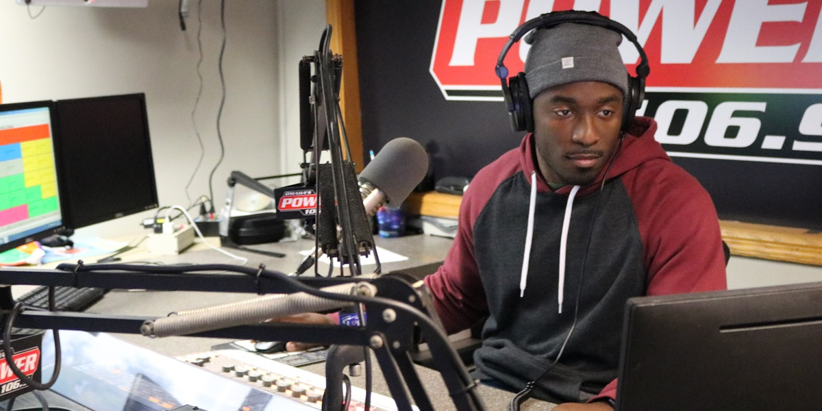 Isaiah Twitty, afternoon personality on Omaha's Power 106.9, was among 20 individuals named to Radio Ink's 2018 list of Future African-American Leaders in Radio.