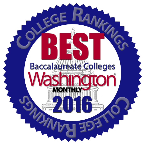 Best Baccalaureate Colleges Washington Monthly